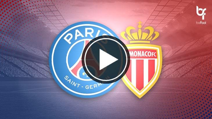 [VIDÉO] PSG 3-3 Monaco : Le résumé du match