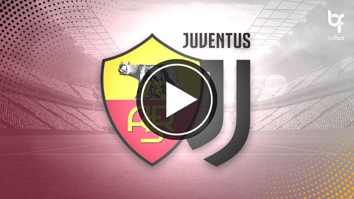 [VIDÉO] AS Rome 1-2 Juventus : Le résumé du match