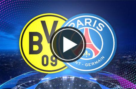 [VIDÉO] Dortmund 2-1 PSG : Haaland assome le PSG !
