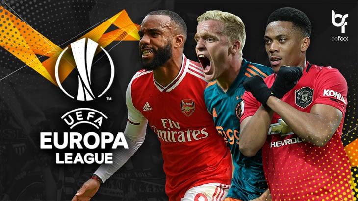 Europa League : Suivez le guide des 1/16 de Finale !