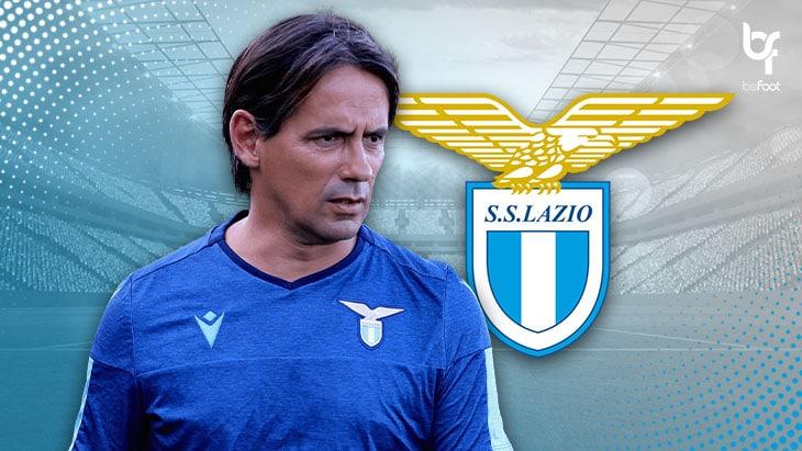 Simone Inzaghi, le Mister de la Lazio