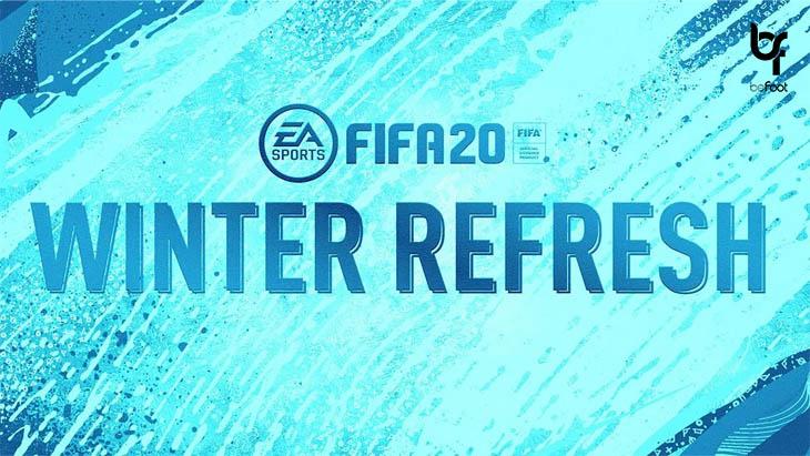 FUT 20 : L'événement «Winter Refresh» est dispo !