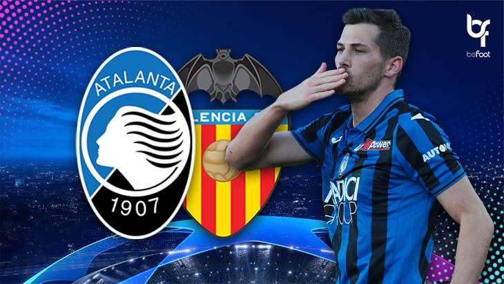 Atalanta 4-1 Valence : Une folie offensive