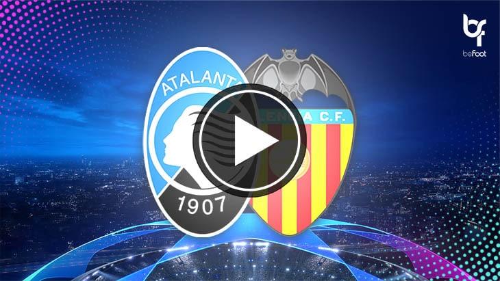 [VIDÉO] Atalanta 4-1 Valence : Le résumé du match !