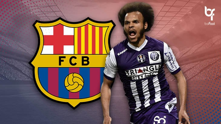 OFFICIEL ! Le FC Barcelone a trouvé son attaquant !