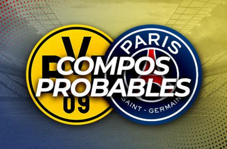 BVB – PSG : Les compos probables