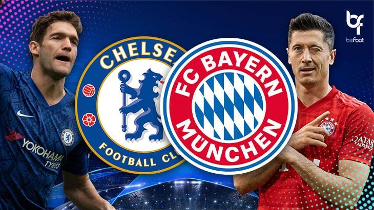 Chelsea – Bayern Munich : Un air de déjà vu
