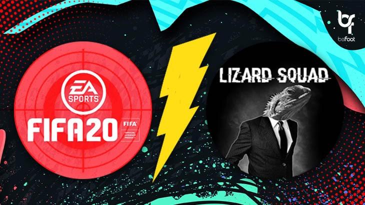 FIFA 20 : Lizardsquad hack EA ?