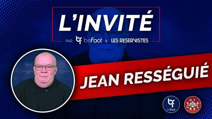 L'Invité #3 : Entretien avec Jean Rességuié, légende du journalisme en France !