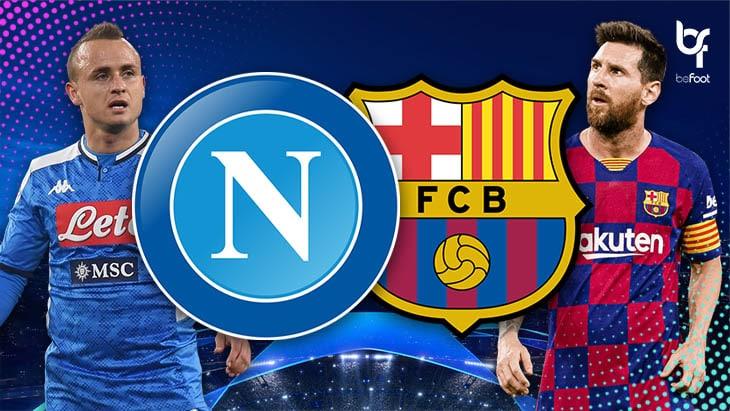 Naples – Barcelone : La C1 comme échappatoire ?