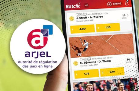 Paris sportifs : L'ARJEL étoffe son offre