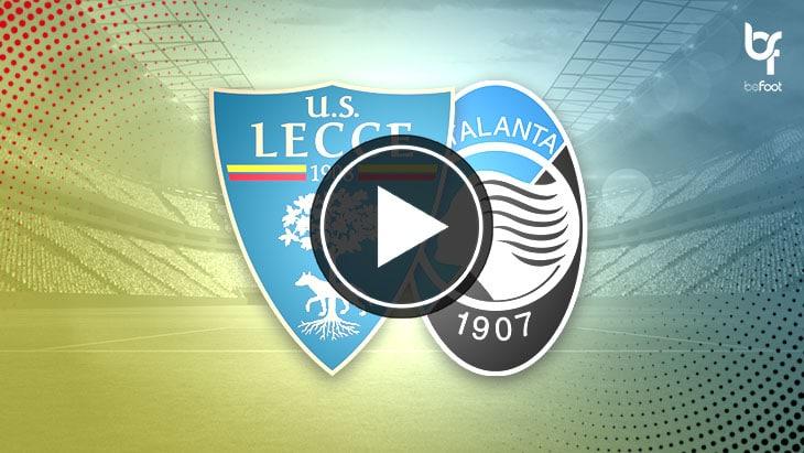 [VIDÉO] L'Atalanta explose Lecce 7-2 !