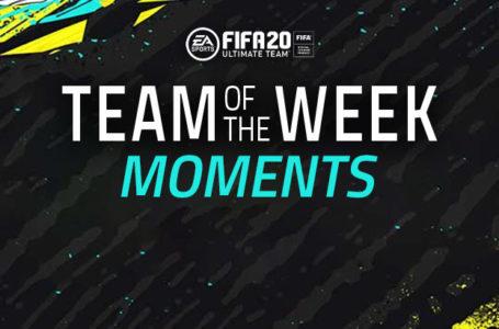 FUT20 : La TOTW Moments n°3 est sortie !
