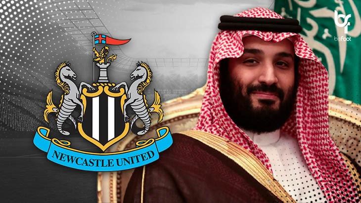Newcastle : Bientôt Saoudien ?