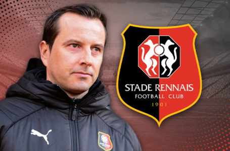 Julien Stéphan, le nouveau souffle du Stade Rennais