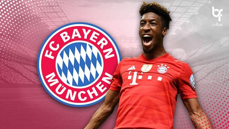 Bayern Munich : King Coman a tout raflé