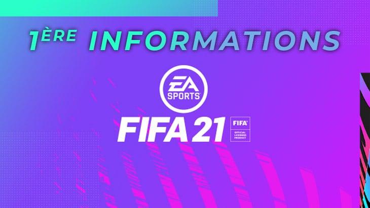 FIFA 21 : Les premières infos (EA Play Live du 19 juin)