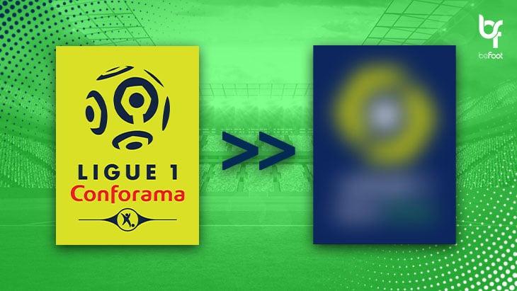 Le logo de la Ligue 1 2020/2021 fuite accidentellement !