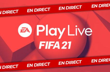 [🔴 EA Play Live] Suivez la conférence d'EA dès minuit !
