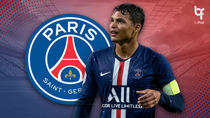 Thiago Silva: Une page se tourne à Paris