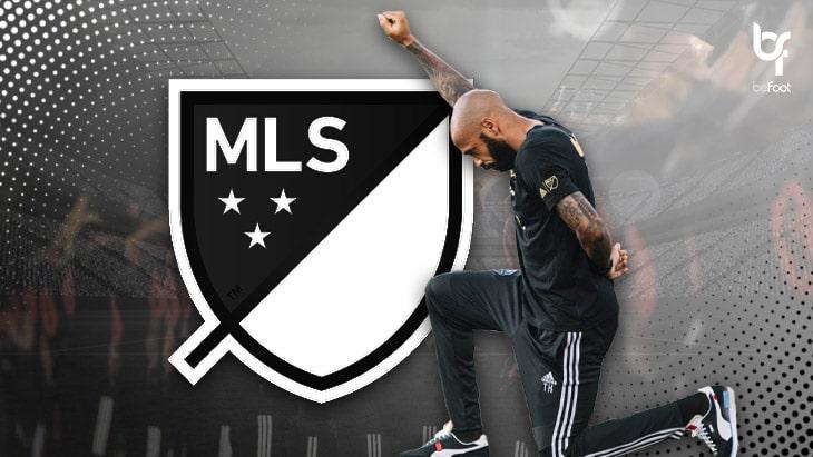 La MLS (et la NBA) disent STOP au racisme