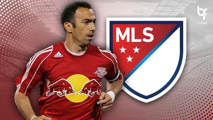 Youri Djorkaeff, ce pionnier français de la MLS