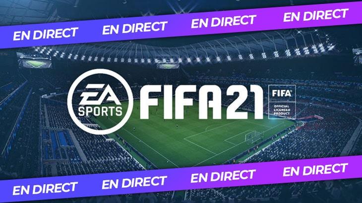 EN DIRECT 🔴 FIFA 21 : les dernières infos !
