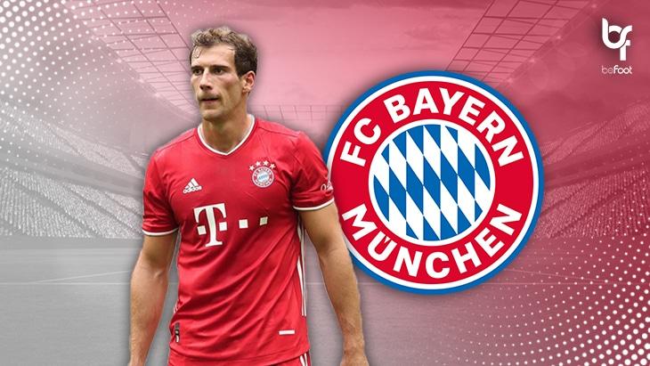 Bayern Munich : Sur les traces de Leon Goretzka