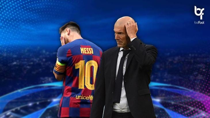 Champions League : Fin de règne pour le foot Espagnol ?