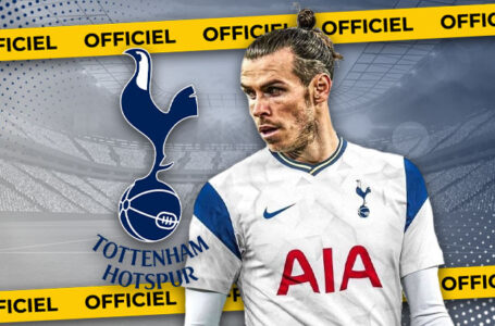 OFFICIEL : Gareth Bale (Real Madrid) prêté à Tottenham !