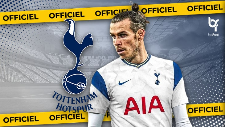 OFFICIEL : Gareth Bale (Real Madrid) prêté à Tottenham !