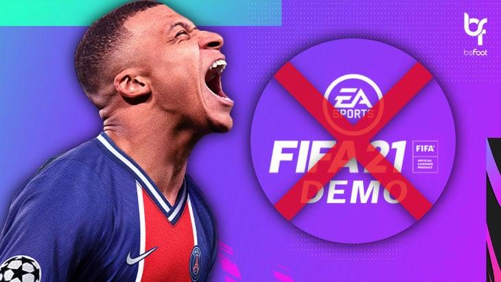 FIFA 21 : Sortie de la Démo annulée !