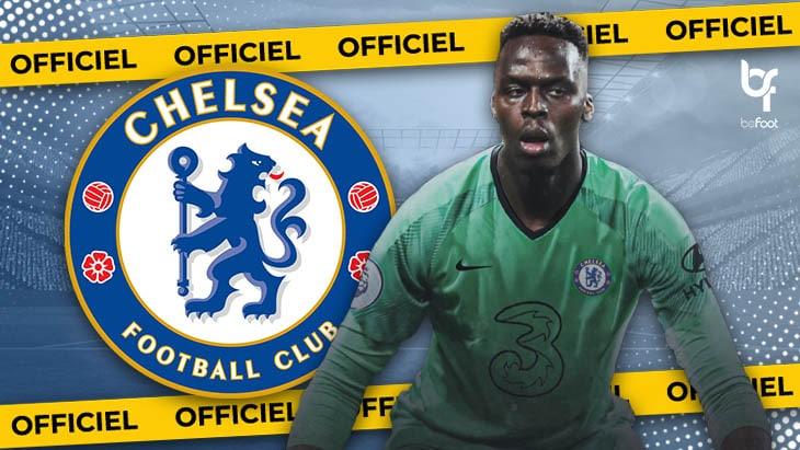 OFFICIEL : Mendy (Rennes) signe à Chelsea