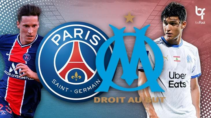 PSG – OM : Paris avec ses stars contre l'OM