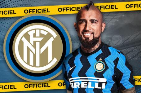 OFFICIEL : Arturo Vidal (Barcelone) signe à l'Inter Milan
