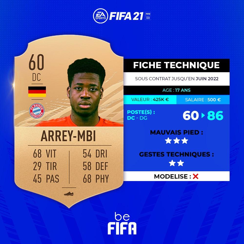 Arrey-Mbi