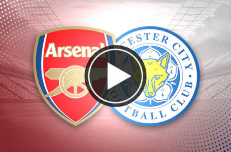 [🎬 VIDÉO] Arsenal 0-1 Leicester : Vardy punit Arsenal
