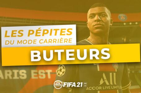FIFA 21 – Les pépites du Mode Carrière : Les Buteurs