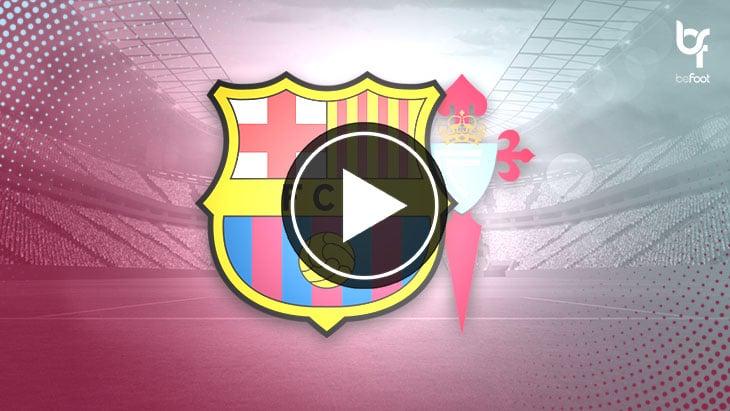 [VIDÉO] Celta Vigo 0-3 FC Barcelone