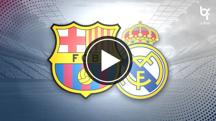 [🎬 VIDÉO] FC Barcelone 1-3 Real Madrid : Un match riche en buts