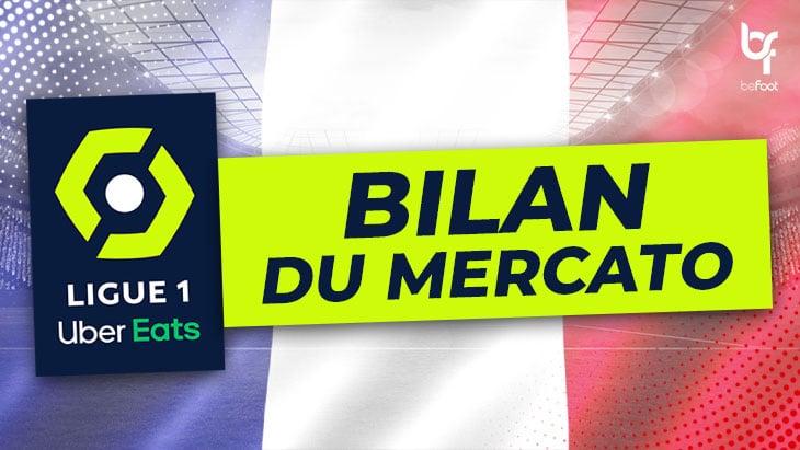Ligue 1 : Récapitulatif du Mercato estival