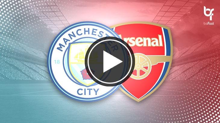 [VIDÉO] Manchester City 1-0 Arsenal : City domine Arsenal