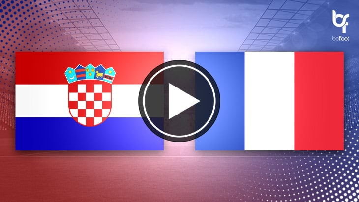 [VIDÉO] Croatie 1-2 France : Les Bleus s'en sortent très bien !