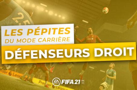 FIFA 21 – Les pépites du Mode Carrière : Les Défenseurs Droits