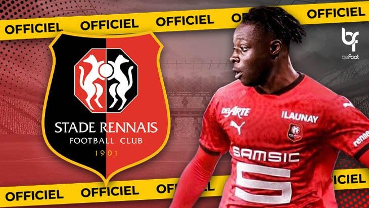 OFFICIEL : Jérémy Doku (Anderlecht) s'engage avec le Stade Rennais !
