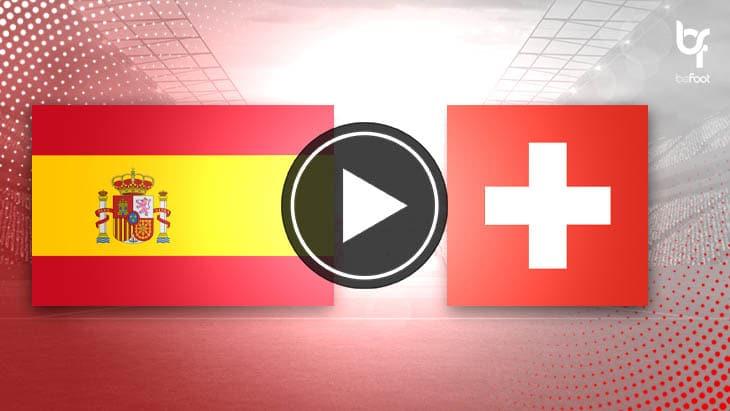 [VIDÉO] Espagne 1-0 Suisse : La Roja garde la tête du Groupe D