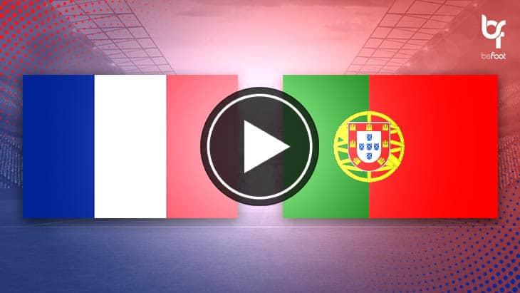 [Vidéo] France 0-0 Portugal : Une affiche décevante