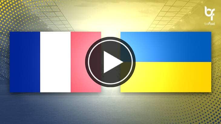 [VIDÉO] France 7-1 Ukraine : Les Bleus font le show !