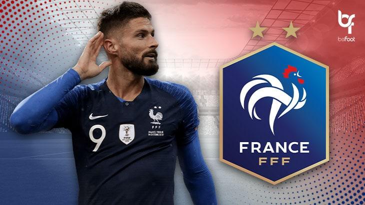 Equipe de France : Giroud passe la 100ème