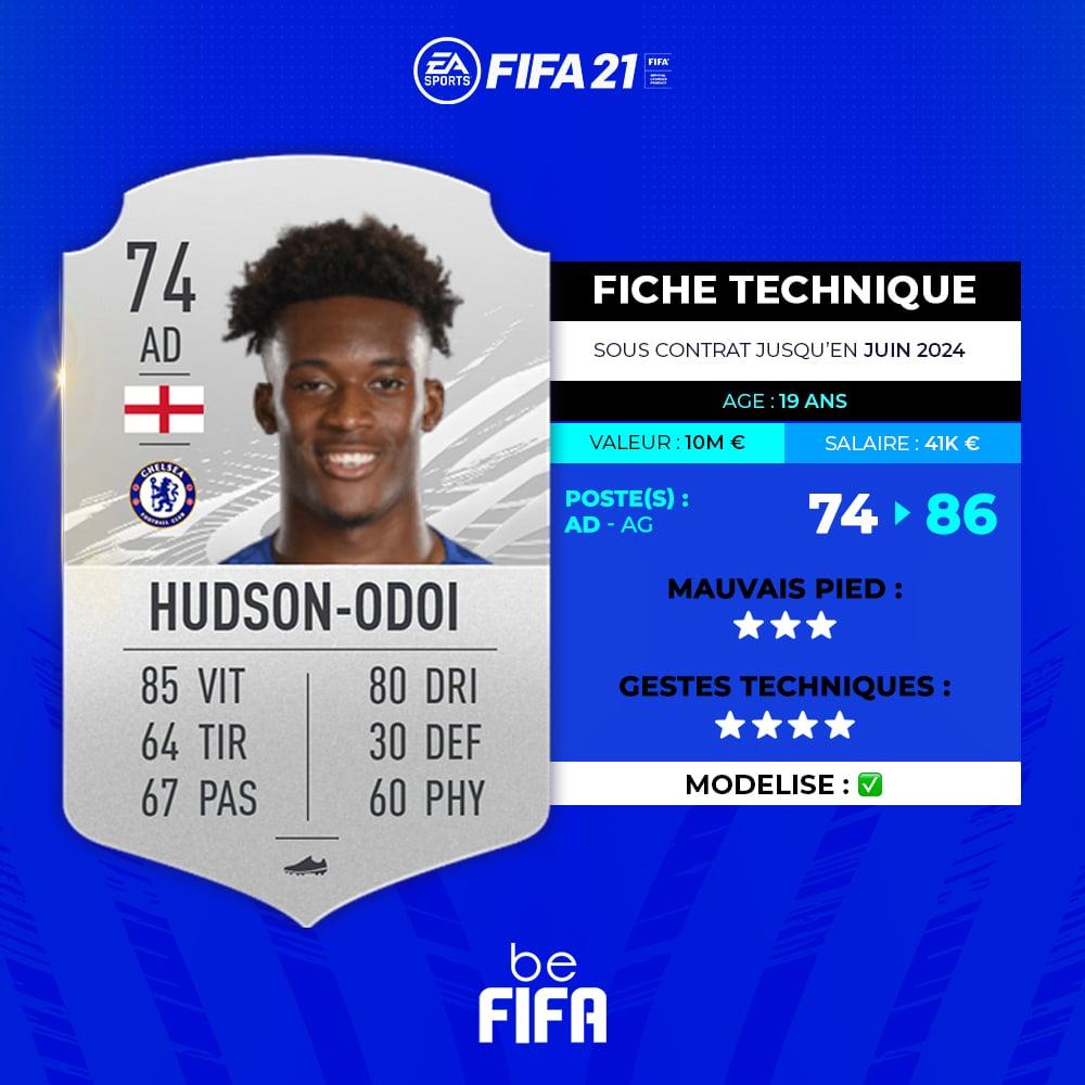 Hudson-Odoi